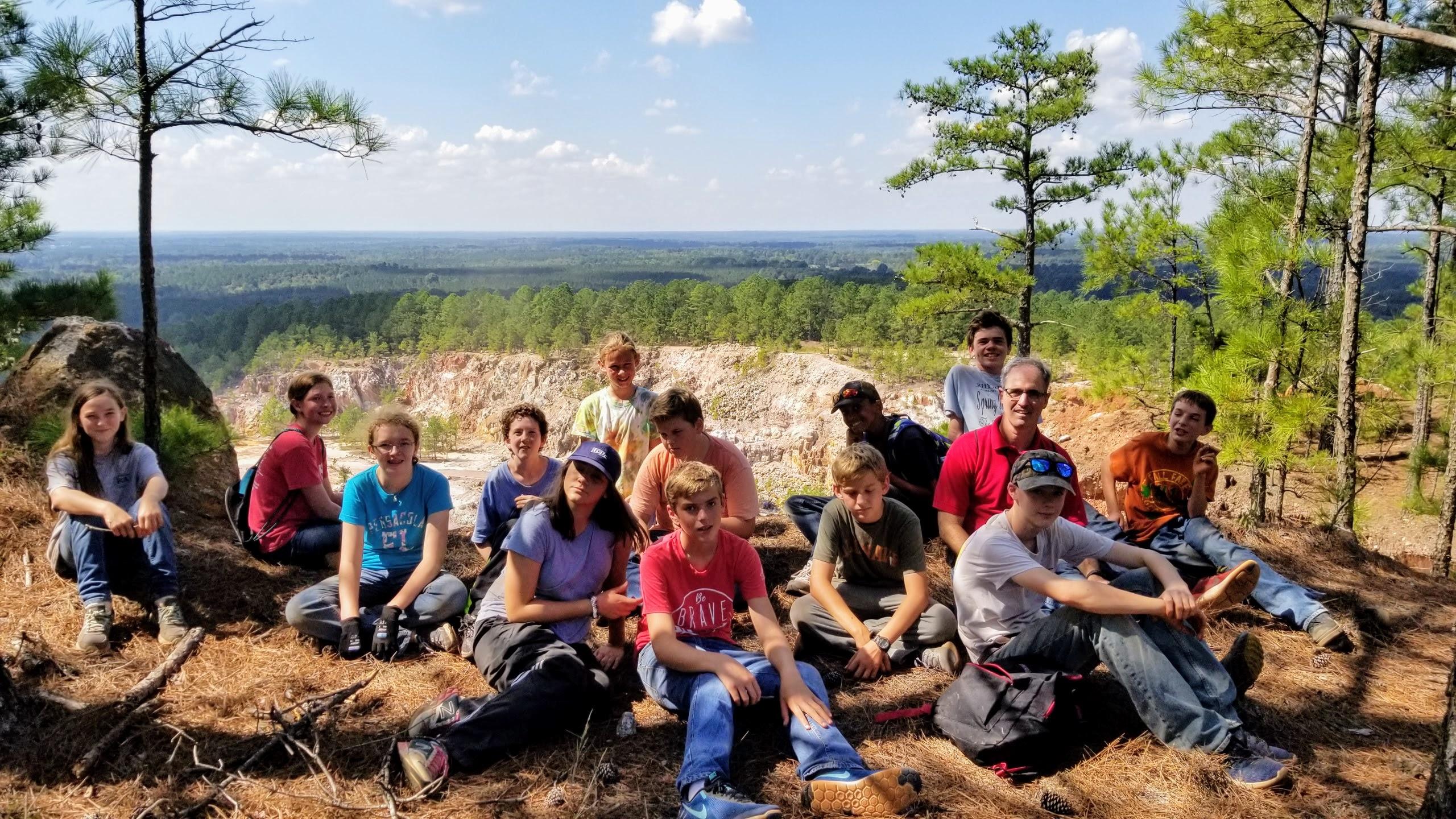 2018 Graves Mountain Field Trip
